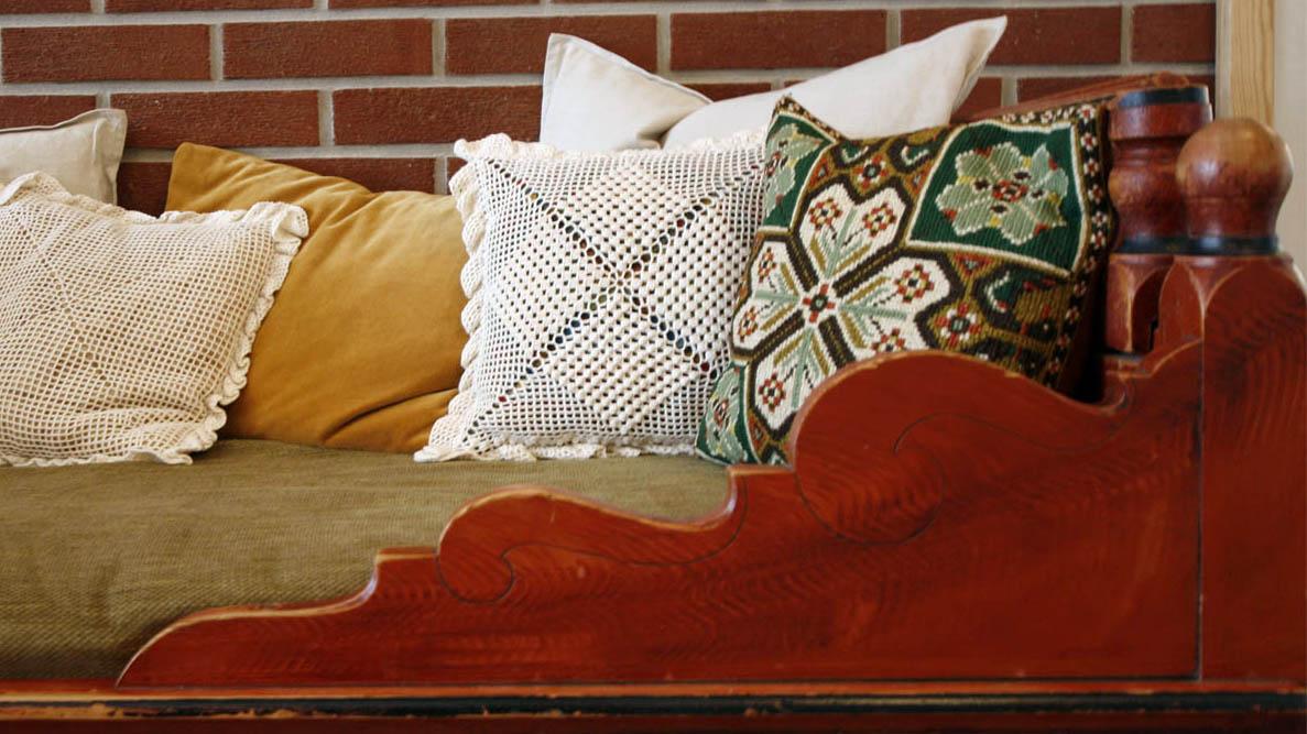 Mjuklia seng og puter